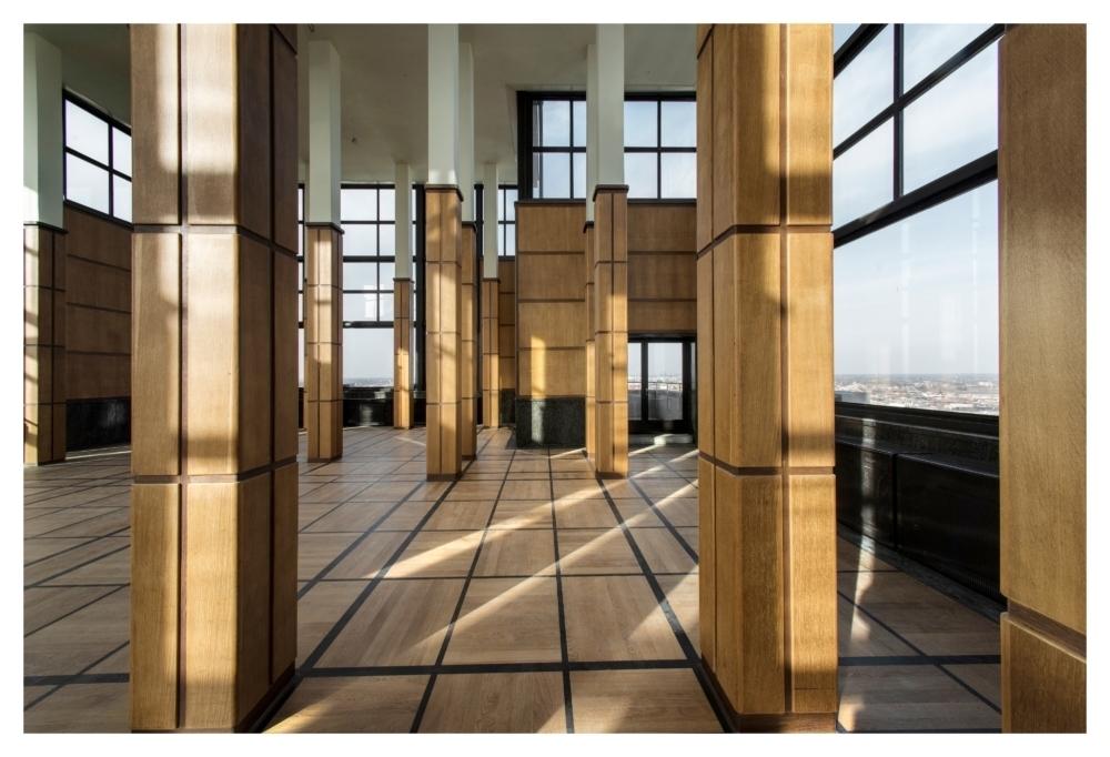 Belvedère Boekentoren, 2021