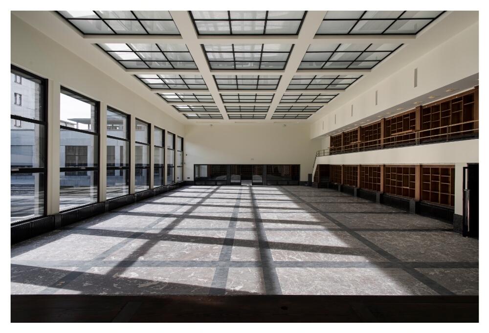 Study Area Boekentoren, 2021