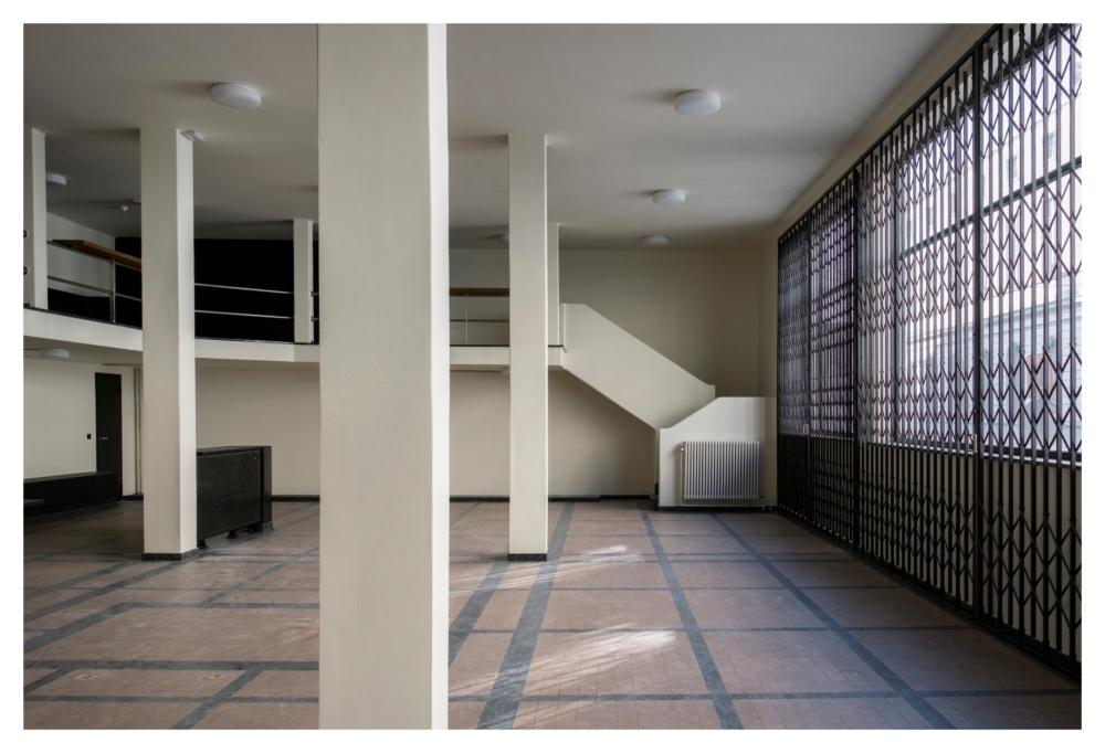 Werkzaal bijzonderen collecties Boekentoren, 2021